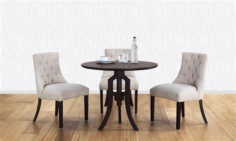 Two Seater Dining Tables Buy Patras 2 Seater Dining Table In India Livspace