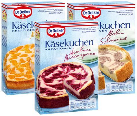 kuchen ohne backen dr oetker k 228 sekuchen kreationen dr august oetker nahrungsmittel kg
