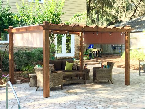 replacement pergola shade canopy universal designer replacement pergola shade canopy iii