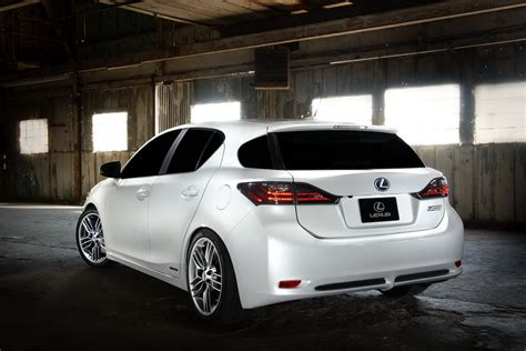 lexus ct200h 2008 ct 200h sema f sport clublexus lexus forum discussion