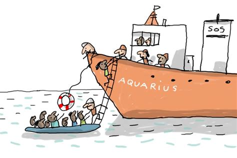 aquarius dernier bateau comment le bateau l aquarius aide les r 233 fugi 233 s