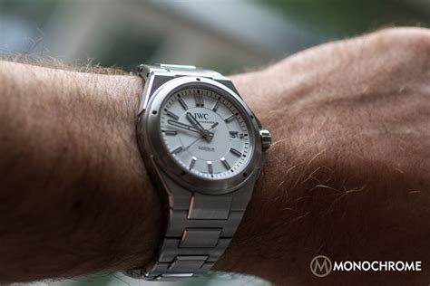 IWC Ingenieur Automatic ref.3239 Reviewed   Monochrome Watches