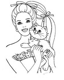 barbie coloring pages coloring pages wallpapers photos hq kids
