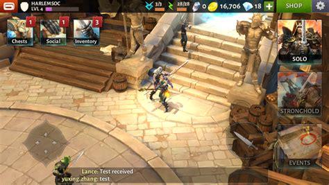 i mod game gratis download dungeon hunter 5 v2 0 0i mod apk with unlimited