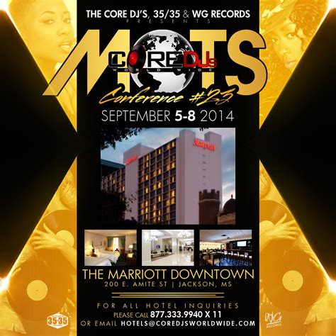 Records Jackson Ms The Dj S Conference Jackson Ms Mots Hosted By 35 35 Wg Records Tickets