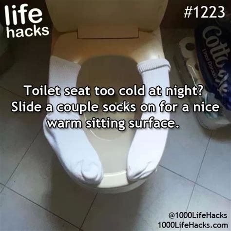 cold toilet seat meaning cold toilet seat hacks toilets and