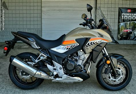 500 Ccm Motorrad by 2016 Cb500x Adventure Motorcycle Review Detailed Specs