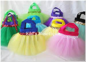 Disney Princess Birthday Favors by 12 Princess Favor Tutu Bags Add To Your Disney