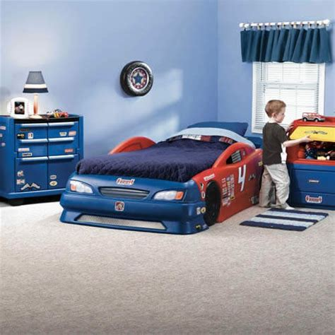 ideas furniture  child bedroom set race car bed toy