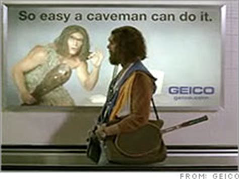 Geico Cavemen Focus Of Abc Tv Pilot by The Marriage Of Advertising And Entertainment Mar 21 2007