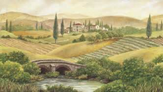 Tuscan Wall Murals Pics Photos Tuscan Wall Mural