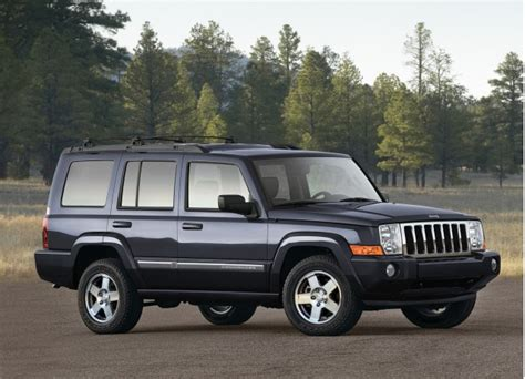 Problems With Jeep Jeep Grand Commander Recalled For Electrical Flaw