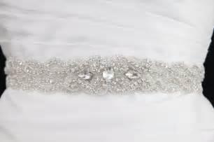 wedding sash beaded bridal sash collection trendy mods