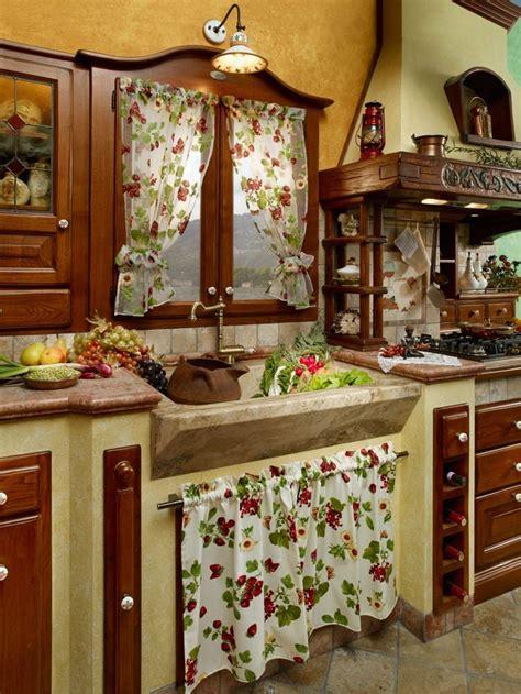 tende per cucine rustiche 17 migliori idee su cucine rustiche moderne su