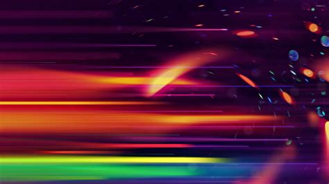 blurry lights 3 wallpaper abstract wallpapers 16991