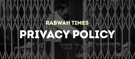 privacy policy the earth times privacy policy rabwah times