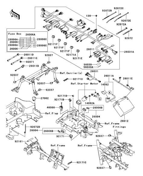 wiring diagram for kawasaki brute 750 wiring