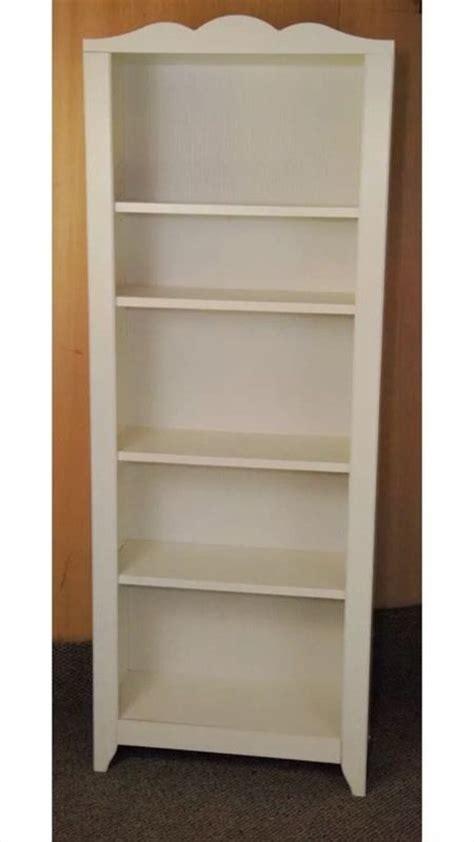 ikea hensvik children s bookcase in white in wyke west
