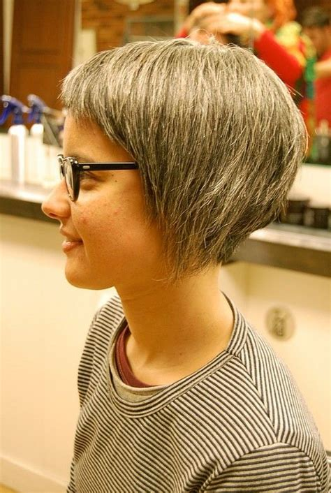 asymmetrical graceful grow out hair 1000 images about growing out grey the cut on pinterest