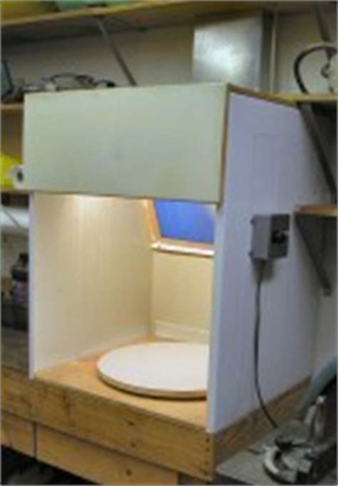 bench top spray booth volume 9 no 2 feb 2004
