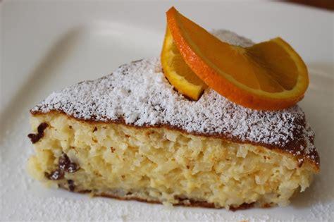 Orangen Reis Kuchen Aus Two Greedy Italians