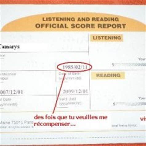 Grille Evaluation Toeic by Points Toeic Vers Une Clarification De L 233 Valuation Du Toeic