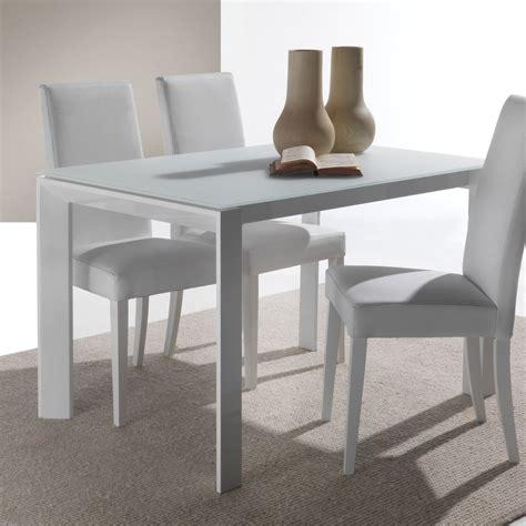 tavolo in vetro allungabile prezzo tavolo in vetro allungabile per cucina o soggiorno 120 x