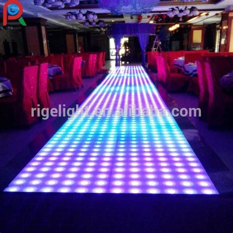 cheap led floor l wholesale 60 60cm portable cheap led dance floor disco