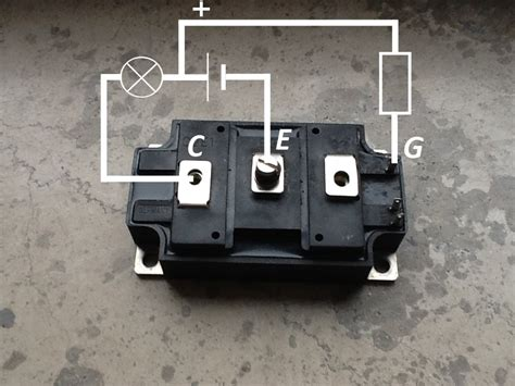 igbt transistor tester testing igbt brick test tranzystora igbt