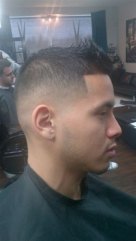 mid fade haircut mid bald fade fades designs mens haircuts pinterest
