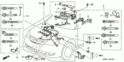 2005 honda civic engine wiring diagram honda free wiring