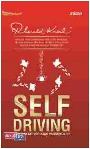 Branding Soft Cover Oleh Rhenald Kasali bukukita self driving toko buku