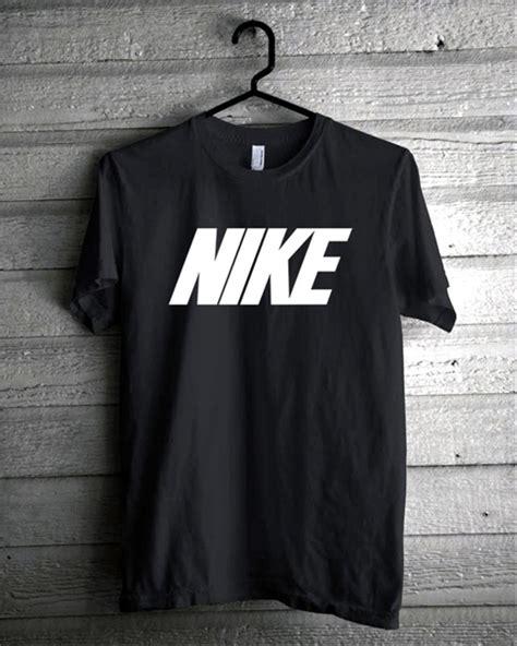 Kaos Distro Nike Hitam daftar harga kaos nike terkini produk laris indonesia