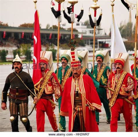 ottoman military band janissary stock photos janissary stock images alamy