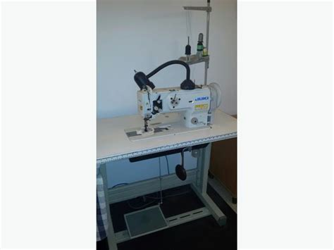 Used Upholstery Sewing Machine by Juki Upholstery Sewing Machine Moose Jaw