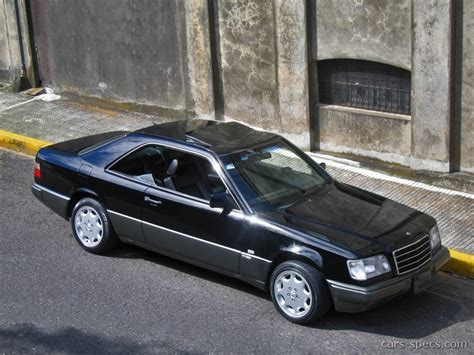 1990 mercedes 300 class coupe specifications