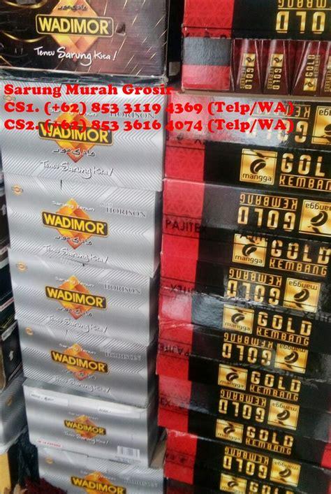 Jual Rockwool Grosir distributor sarung murah grosir pematang siantar