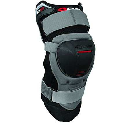 evs motocross evs sx01 adjustable hinged motocross mx gym sports knee