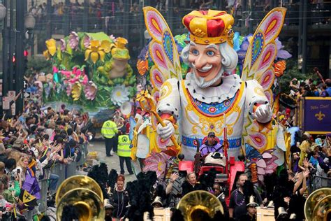New Orleans Mardi Gras parades: See full schedule, routes