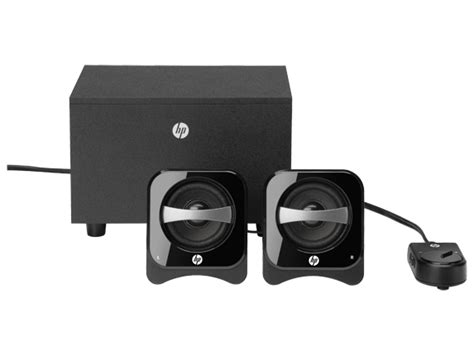 Speaker Hp hp 2 1 compact speaker system hp 174 official store