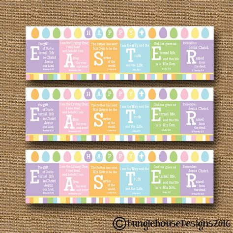 printable religious easter bookmarks printable easter bookmark happy easter