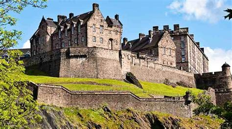 a compendium of edenburg and edenburg classic reprint books edinburgh castle in edinburgh scotland lonely planet