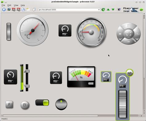 qt layout gallery pvbrowser the process visualization browser hmi and