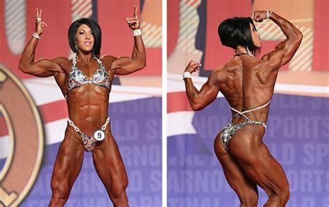 Arnold Sports Weekend: Women's Physique International Report