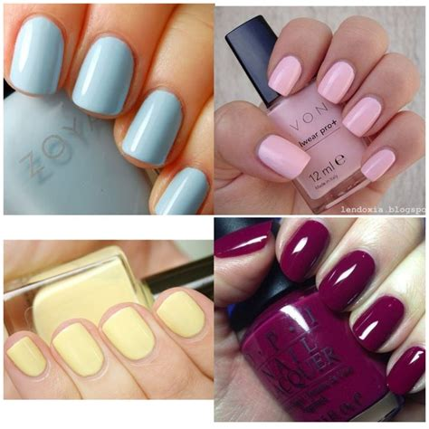 pretty fall nail colors best 25 solid color nails ideas on nails 2017