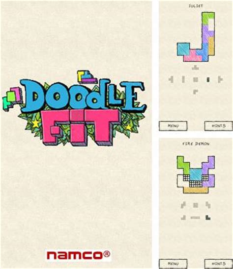 doodle fit at sight touchscreen mobile free