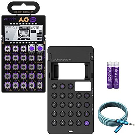 teenage engineering arcade synthesizer sequencer musical instruments  store