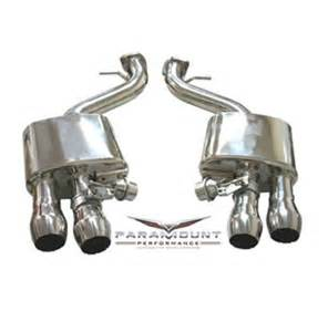 High Performance Exhaust System Car Exhaust System Performance Exhaust System For Cars