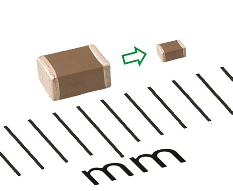 qpl capacitors exxelia low voltage mlccs in 0402 size now in esa qpl cie