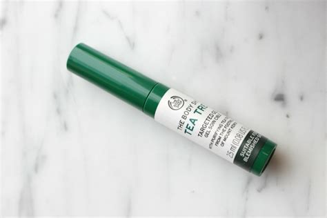 Harga The Shop Tea Tree Mask the shop tea tree blemish gel 25ml daftar update